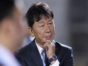BĐVN 10/8: HLV Chung Hae-seong không thể đến Incheon United