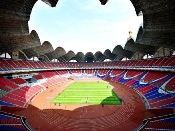 Top 5 sân vận động bóng đá lớn nhất thế giới