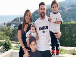 Vợ của messi là ai? Người phụ nữ là điểm tựa của Messi