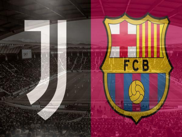 Nhận định Juventus vs Barcelona 03h00 ngày 29/10 - Cup C1 châu Âu