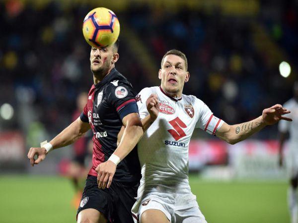 Nhận định kèo bóng đá Torino vs Cagliari, 18/10/2020 – VĐQG Ý
