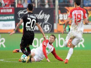 Nhận định Leverkusen vs Augsburg, 02h30 ngày 27/10 – Bundesliga