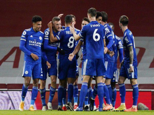 Tin bóng đá quốc tế 26/10: Siêu dự bị Vardy lập công cho Leicester