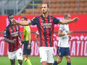 Tin bóng đá sáng 10-10: Ibra chiến thắng Covid-19 trước thềm derby Milan