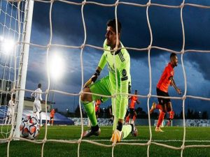 Tin bóng đá sáng 22/10: Real Madrid thua thảm trên sân nhà