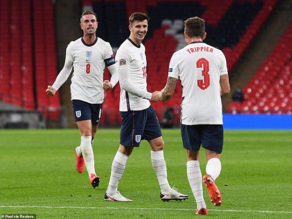 Bóng đá quốc tế 16/11: Bỉ giành chiến thắng trước Anh