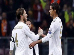 Bóng đá quốc tế 18/11: Ramos và Varane khiến Real đổ mồ hôi hột