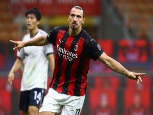 Bóng đá quốc tế 23/11: Ibrahimovic không thể ngừng ghi bàn