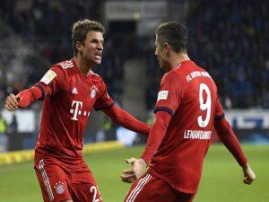Bóng đá quốc tế 4/11: Xé lưới Salzburg 6 lần, Bayern lập kỷ lục ấn tượng