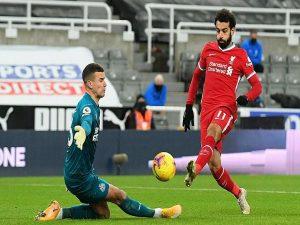 Bóng đá quốc tế 31/12: Liverpool hòa trận thứ 2 liên tiếp