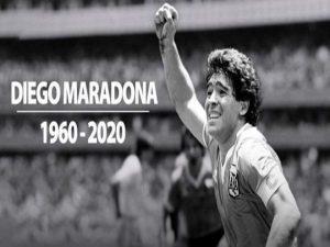 Diego Maradona – Huyền thoại bất tử của bóng đá thế giới