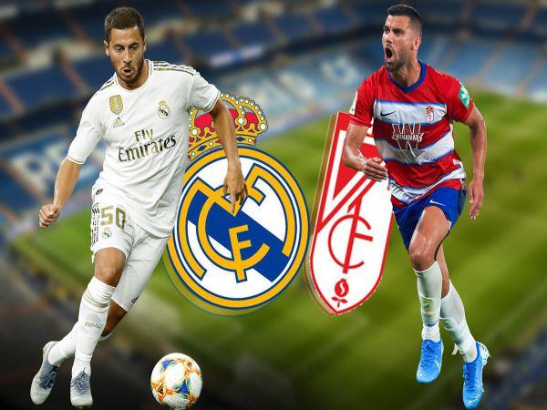 Nhận định Real Madrid vs Granada 01h45 ngày 24/12 - La Liga