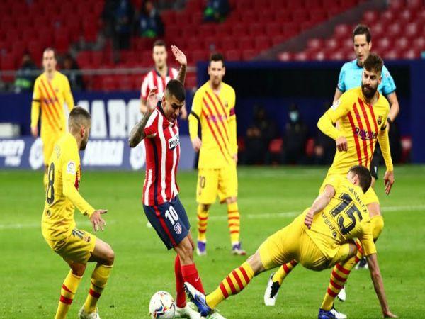 Bóng đá quốc tế 4/1: Atletico và Barca cùng giành chiến thắng