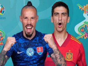 Nhận định bóng đá Tây Ban Nha vs Slovakia, 23h ngày 23/6