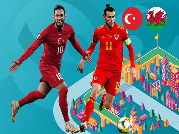 Nhận định kèo Thổ Nhĩ Kỳ vs Wales, 23h00 ngày 16/6 Euro 2020