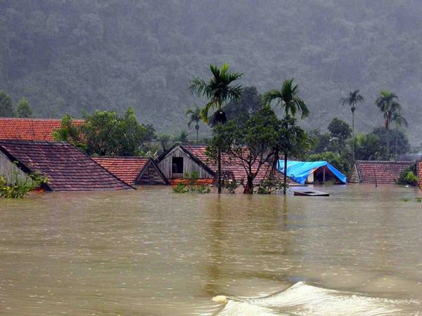 Nằm mơ thấy nước lụt có ý nghĩa gì trong cuộc sống