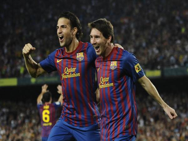 Bóng đá QT 13/8: Cesc Fabregas bất ngờ cảnh báo Lionel Messi