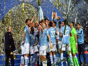 Câu lạc bộ Lazio – Những thông về đội bóng ít người biết
