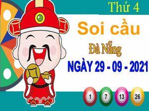 Soi cầu XSDNG ngày 29/9/2021 – Soi cầu KQXS Đà Nẵng thứ 4