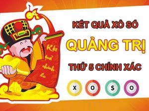 Soi cầu SXQT 14/10/2021 thứ 5 chốt số đài Quảng Trị
